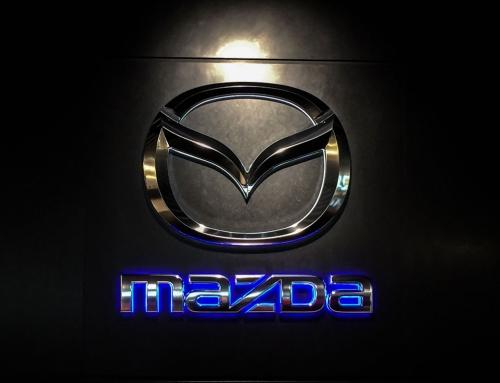 Besuch im Mazda-Werk Hiroshima